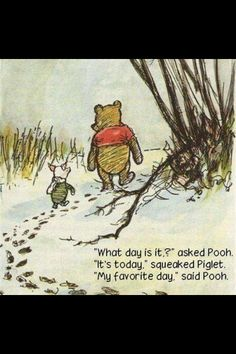 Winnie The Pooh Quote Pictures winnie the pooh quotes sayings winnie the pooh picture Winnie The Pooh Quote. Here is Winnie The Pooh Quote Pictures for you. Winnie The Pooh Quote classic winnie the pooh quotes digital image ba room. Best Disney Quotes, Disney Sayings, Disney Humor, Funny Disney, Walt Disney, Winnie The Pooh Quotes, Tao Of Pooh Quotes, Eeyore Quotes, What Day Is It