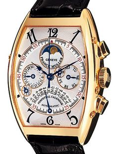 Franck Muller Automatic Perpetual Calendar with Chronograph