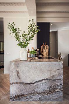 Kitchen Interior, Home Interior Design, Interior Architecture, Interior And Exterior, Attic House, Interiores Design, Scandinavian Style, Interior Inspiration, Home Kitchens