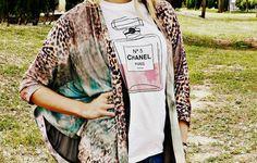 mistylo by cris: Camiseta Chanel Nº5