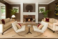 Get a fabulous living room look that will make everyone envy you