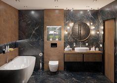 Bathroom Lighting, Bathtub, Mirror, Furniture, Nails, Design, Home Decor, Bathroom Light Fittings, Standing Bath