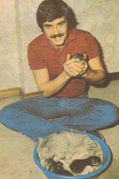 Tarık Akan'ın hayvan sevgisi
