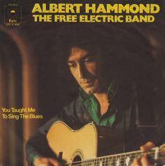 Albert Hammond - The free electric band - 1973 The Carpenters, Joe Cocker, Roy Orbison, Whitney Houston, Aretha Franklin, Johnny Cash, Celine Dion, Albert Hammond, Ron Woods