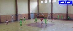القسم الرابع فوتسال: لقطات من مباراة أمل أكادير - تيفاوت الدشيرة [2-5] 23-04-2017