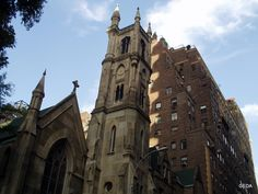 Notre Dame, Barcelona Cathedral, New York, Building, Travel, New York City, Viajes, Buildings, Destinations