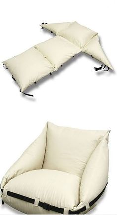 Many people tend to select to spend time in your home to relax. Bean bag chairs have the ability to hug individuals securely with the convenience supplied at a moment similar to this. Make A Bean Bag Chair, How To Make A Bean Bag, Diy Bean Bag, Small Bean Bags, Small Bean Bag Chairs, Diy Pillows, Cushions, Diy Chair, Foam Mattress
