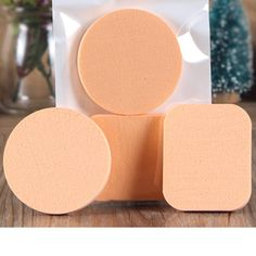 Beauty Essentials Practical Gui Mi 4pcs Blender Silicone Sponge Makeup Puff For Liquid Foundation Powder Bb Cream Beauty Essentials Cosmetic Pro Beauty Tool Choice Materials
