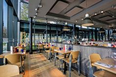 PizzaExpress by Creed Design, Manchester – UK