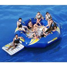 Aquaglide Bravo Towable (12-Feetx12-Feetx30-Inch)