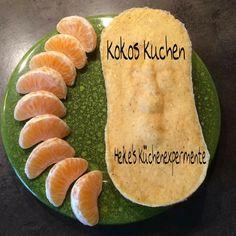 Kokos Kuchen aus dem Omelettemeister