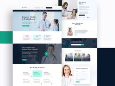 BeHealthy-Medical PSD Template by Pixel Signs
