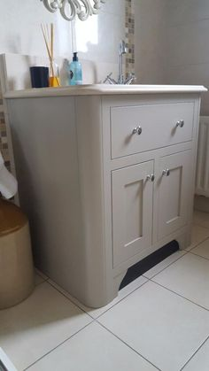 Vanity Unit, Oranmore, DKB Carpentry Ltd - TrustedPeople.ie