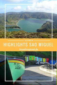 Die Azoreninsel Sao Miguel hat uns mit seiner Schönheit und Vielfalt total überrascht. Alle Tipps und Infos in unserem Blogpost!
