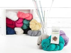 Made of 100% long staple cotton, Cascade's Ultra Pima yarn has a luxurious sheen, soft hand and incredible smoothness. It works great for knitting, crocheting and weaving.   This quick to knit pick...