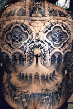 3D Tattoo by David Klvac?