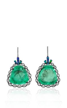 Kimberly McDonald Special 2015 collection.Emeralds diamonds opals