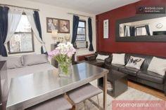Short Term Rentals Midtown East - Apartment: Lofty Corner Unit Apt Chelsea - Roomorama