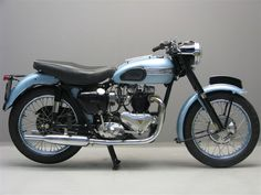 "1954 Triumph ""Thunderbird"""