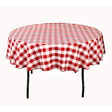 Yourtablecloth   Round Checkered Tablecloth, $36.99  (http://www.yourtablecloth.com/round Checkered Tablecloth/)