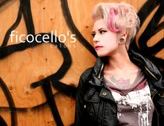Ficocello's Design Team presents the Uptown Hair photoshoot