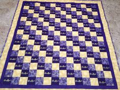 Quilt from Royal Crown bagd