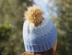 Items similar to Norwegian hand knitted hat with pom pom on Etsy Pom Pom Hat, Hand Knitting, Knitted Hats, Winter Hats, Awesome, Creative, Handmade, Etsy, Vintage