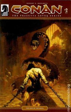 Image result for frank frazetta cover art