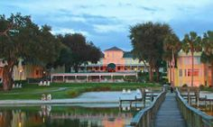 Florida's Most Historic Hotel..Lakeside Inn, Mt Dora, FL Went as a little girl and want to return someday.