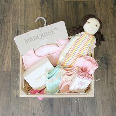 Baby shower hamper. Www.theboutiquebox.com.au
