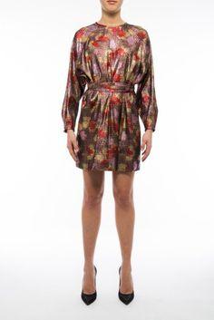 ISABEL MARANT Wensley Dress. #isabelmarant #cloth #dresses