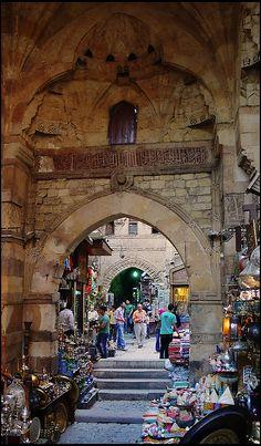 El Cairo histórico, Egipto
