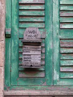 handmade mailbox in India