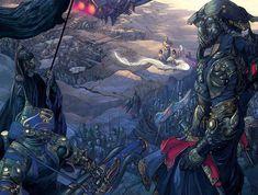 MBX Vol 02 07 An Open Invitation by Nisachar on DeviantArt The Mahabharata, Futuristic Armour, One With Nature, Indian Artist, Manga, Dark Art, Mythology, Fantasy Art, Fantasy Story