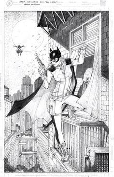 Batgirl by Garrie Gastonny *
