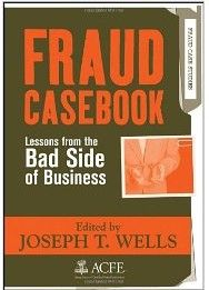 Fraud is a serious problem that goes beyond monetary losses. It costs jobs, corporate reputations, and individual dignity.This book presents the collected insights of experienced fraud examiners. Organized around the various categories of fraud, the cases in this casebook explore three broad categories of fraud as well as their various sub-schemes: asset misappropriations, corruption, and fraudulent financial statements.  Cote: 5-2061 WEL