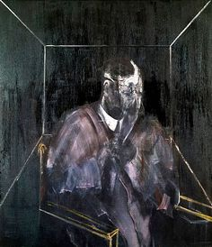 FRANCIS BACON: MAN WITH HEAD WOUND 1955 On 30th June 2016: Owners of paintings by Francis Bacon are requested to contact the Catalogue Raisonné. The following works have not been located, and information as to their whereabouts is urgently sought: Lying Figure (1953); Man with Head Wound (1955); Mlle Suzy Solidor (1957); Head of Woman (1961).