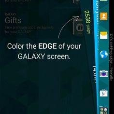 Come modificare le notifiche e personalizzare il display laterale del Galaxy Note Edge. Download gratis l' app che cambia e personalizza le applicazioni nel schermo laterale del Note Edge