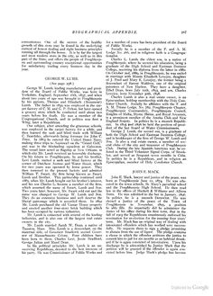 Charles is listed as a real estate investor.  The Eagle's History of Poughkeepsie: From the Earliest Settlements 1683 to 1905 - Edmund Platt - Google Books