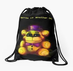 ====== Merch for Sale ====== Five Nights at Freddy's - FNaF 4 - Tomorrow is Another Day by Kaiserin