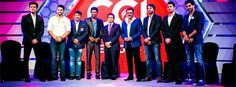 Film Celebrities from all Languages made their presence on Friday night at CCL launch, it is a visual feast for the audiences to see all 8 teams at the venue which includes Mumbai Heroes, Telugu Wa...