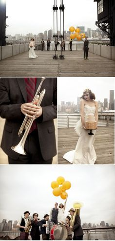 NYC Elopement Inspired Photo Shoot by Firefly Events + Jana Williams Photography