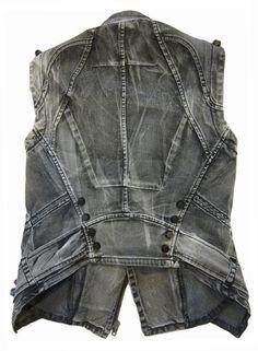 back of rad vest