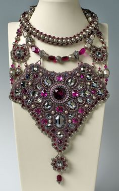 Persian Princess - Bead&Button Magazine Community - Forums, Blogs, and Photo Galleries