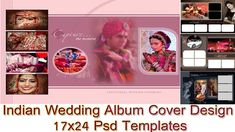 In this video i share with you 10 Indian Wedding Album Cover Design Psd Templates for wedding photo album cover page design these wedding album cover p. Wedding Album Cover, Wedding Album Layout, Wedding Album Design, Wedding Photo Albums, Marriage Photo Album, Photo Album Covers, Album Cover Design, Free Photoshop, Psd Templates