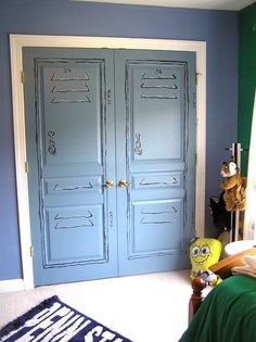Exceptionnel Boys Bedroom Closet Door | For The Home | Pinterest | Bedroom Closet Doors,  Bedroom Closets And Closet Doors