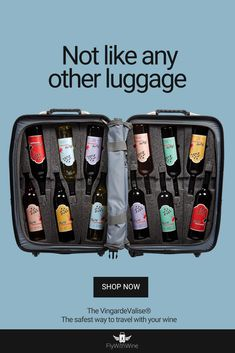 Black zippered lock rolling 12 pack padded red wine glass bottle case carrier