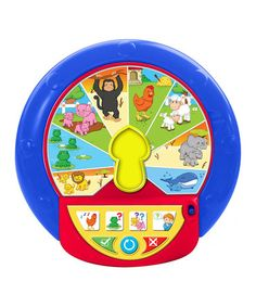 Take a look at this Spin 'n' Learn Bilingual Wheel on zulily today!