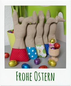 handmade by anna fee: Frohe Ostern