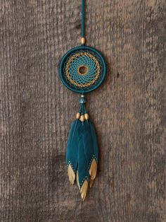 Dream Catcher Materials Large Dream Catcher Brown Dreamcatcher Blue Dreamcatcher Indischer